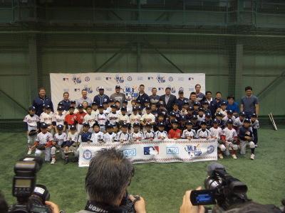 サンディエゴ・パドレス野球教室_d0262619_13123234.jpg