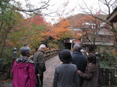 「山中温泉俳諧句碑」巡り⑯こおろぎ橋へ_f0289632_19202624.jpg
