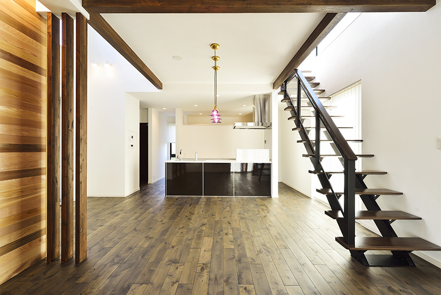 床と壁のコントラスト_f0036534_20324252.jpg