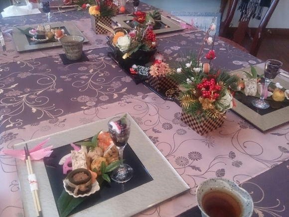 今日の正月料理教室_f0323446_23344498.jpg