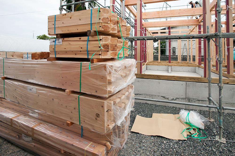 伝統ある町並みに建てる風格ある木造邸宅(1)_a0163962_16524897.jpg