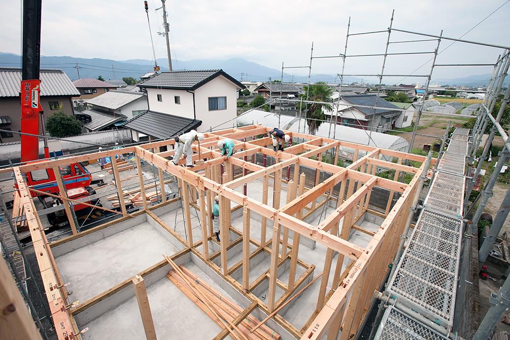 伝統ある町並みに建てる風格ある木造邸宅(1)_a0163962_16525579.jpg