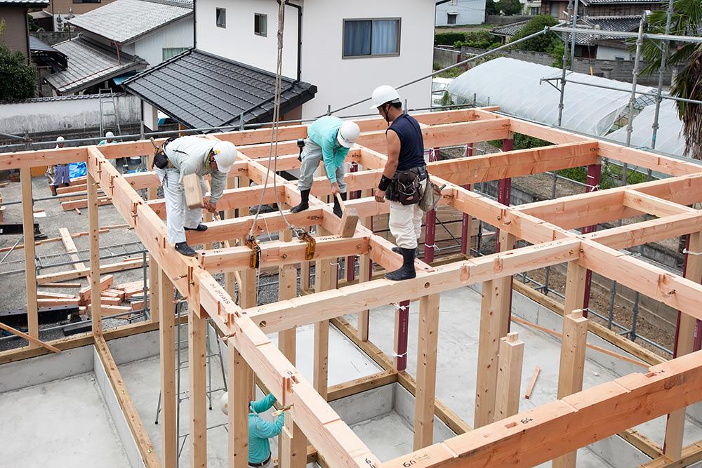 伝統ある町並みに建てる風格ある木造邸宅(1)_a0163962_16525585.jpg