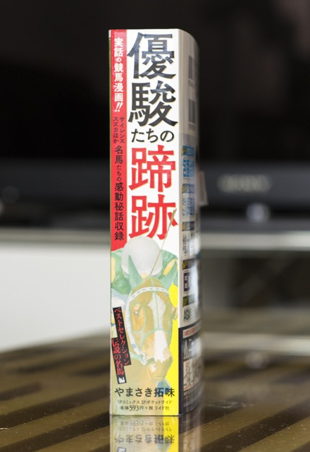 優駿たちの蹄跡ベストセレクション 伝説の名馬編_a0208563_14272779.jpg