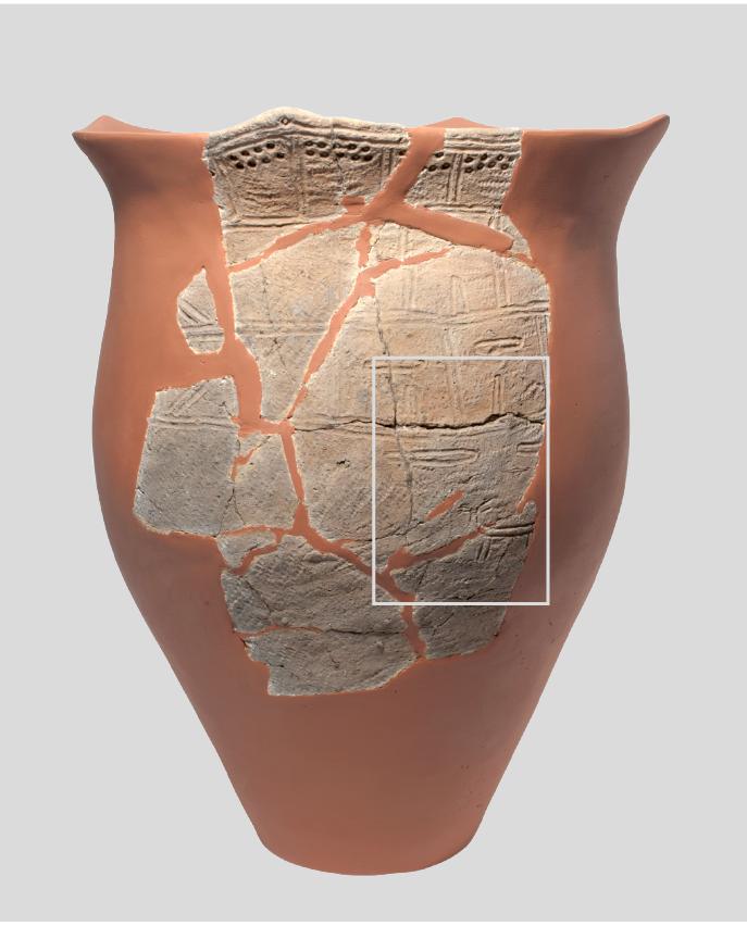 コラムリレー(第58回) シカが描かれた土器_f0228071_102396.png
