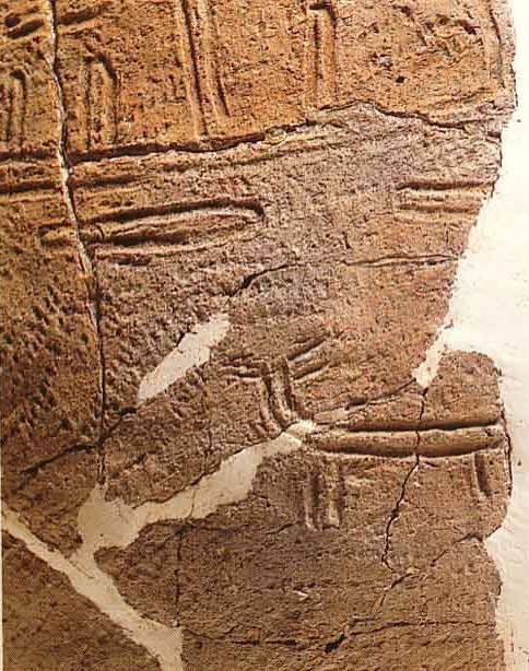 コラムリレー(第58回) シカが描かれた土器_f0228071_102505.jpg