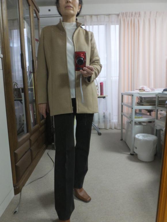 ピュアカシミアのジャケット完成_f0218996_1838956.jpg