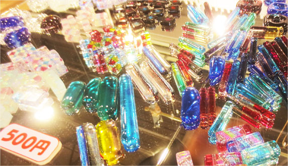 「ビーズアートショー神戸2015」開催中です_a0163516_02447.jpg