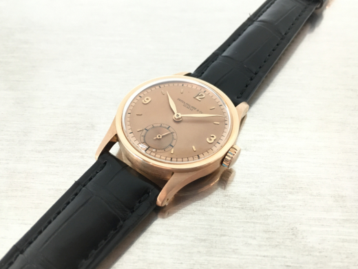 Ref.96 Pink on Pink Two Tone Dial._c0128818_23050667.jpg