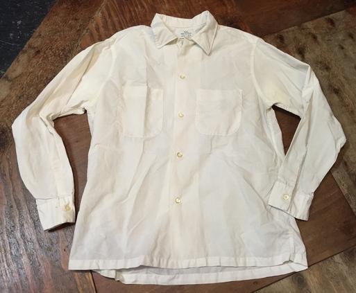 11/21(土)入荷!60's Van Heuzen オープンカラーシャツ!_c0144020_17101176.jpg