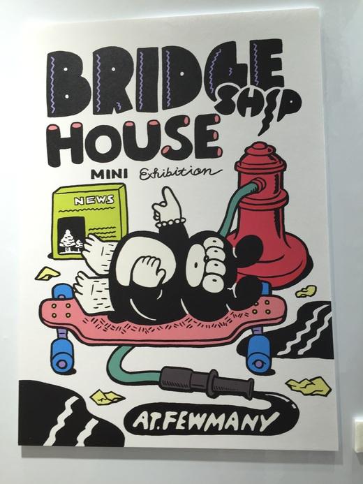 【BRIDGE SHIP HOUSE MINI Exhibition】開催中です!_f0010033_2115079.jpg