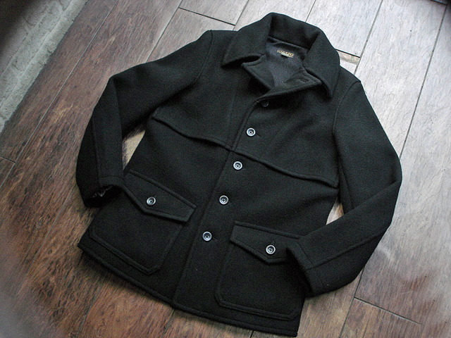 NEW : JELADO [Butcher's Coat] Heavy Wool Melton !!_a0132147_2112099.jpg