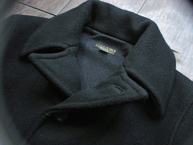 NEW : JELADO [Butcher's Coat] Heavy Wool Melton !!_a0132147_2113349.jpg