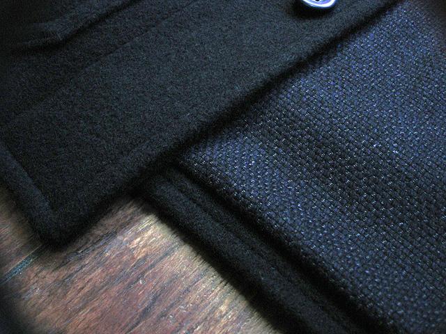 NEW : JELADO [Butcher's Coat] Heavy Wool Melton !!_a0132147_212066.jpg
