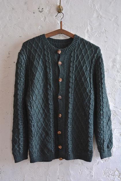Tyrolean knit cardigan_f0226051_16004010.jpg