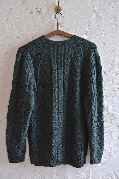 Tyrolean knit cardigan_f0226051_16004447.jpg