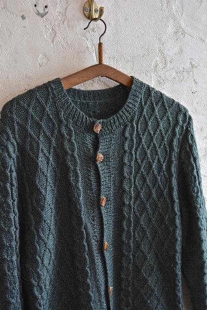 Tyrolean knit cardigan_f0226051_16004718.jpg