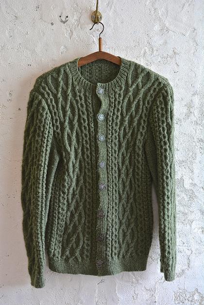 Tyrolean knit cardigan_f0226051_16032352.jpg