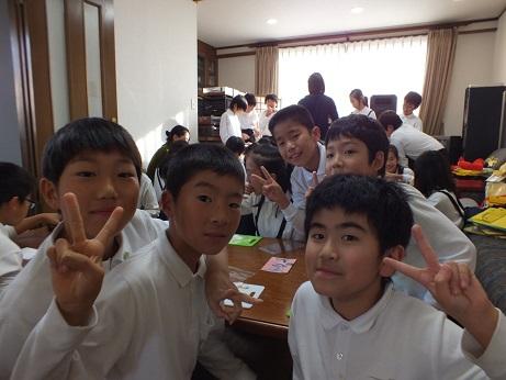 第一小学校5年生_c0227958_19351750.jpg