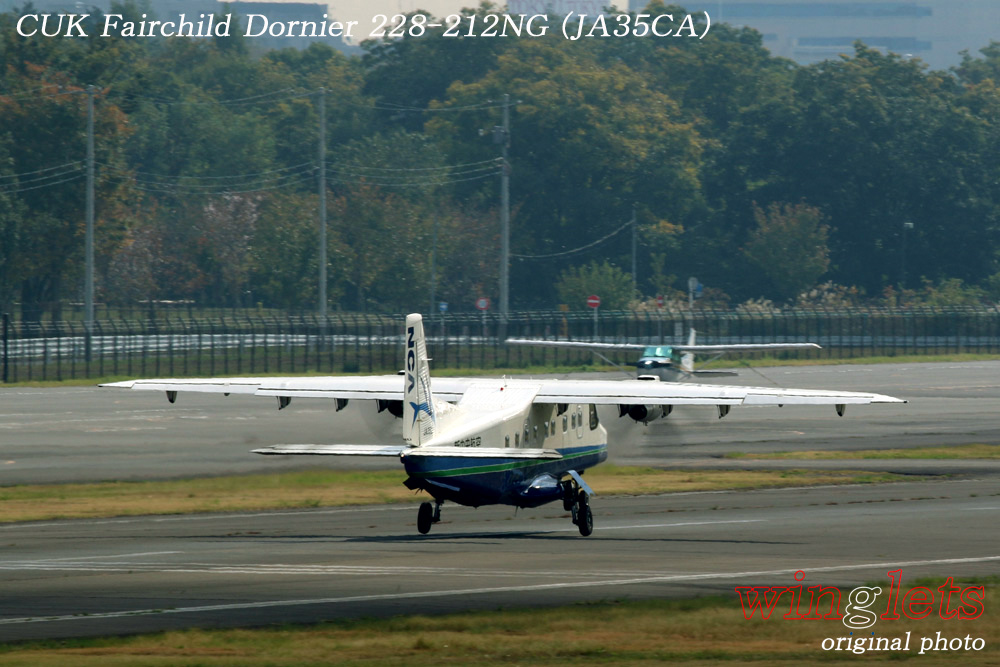 '15年 調布飛行場レポート・・・CUK/JA35CA_f0352866_16183957.jpg