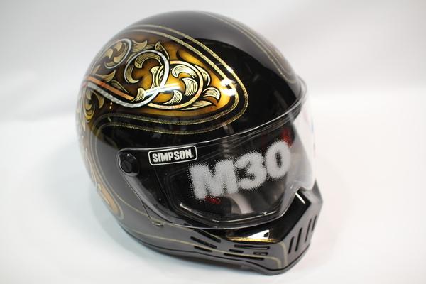 Helmet paint_d0074074_20344563.jpg