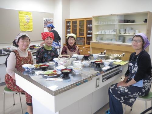 健康サロン「家庭でできる調理実習」_a0158095_15334242.jpg