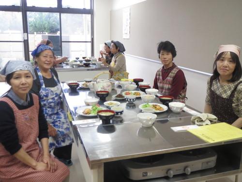 健康サロン「家庭でできる調理実習」_a0158095_15444652.jpg