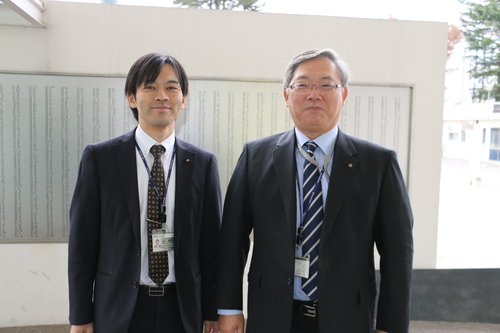 「バイオ技術を核として県内産業を育む」セミナーに参加_c0075701_69589.jpg