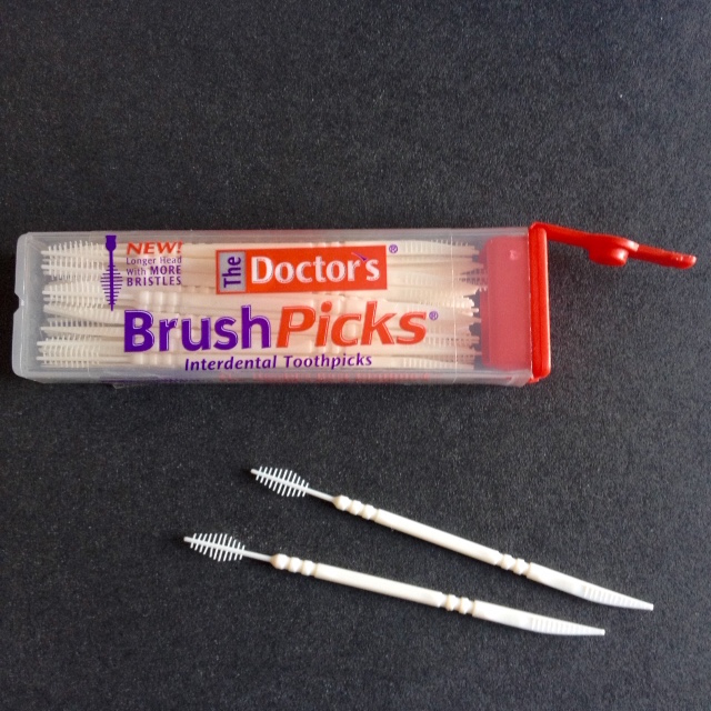 Doctor's Brush Picks_c0200314_1519589.jpg