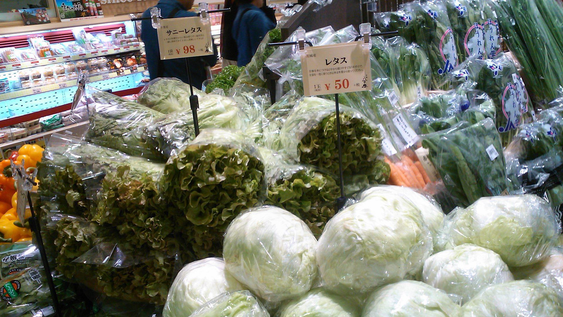 野菜は...安売り~_b0137932_1782159.jpg