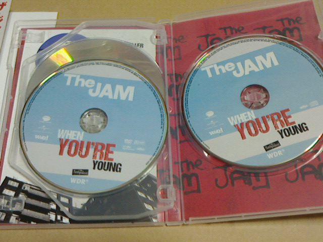 昨日到着2DVD+CD 〜 About The Young Idea / The Jam_c0104445_20461572.jpg