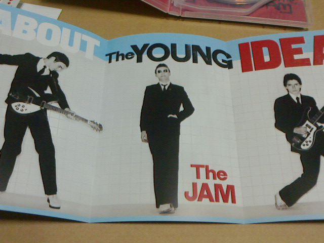 昨日到着2DVD+CD 〜 About The Young Idea / The Jam_c0104445_20465566.jpg