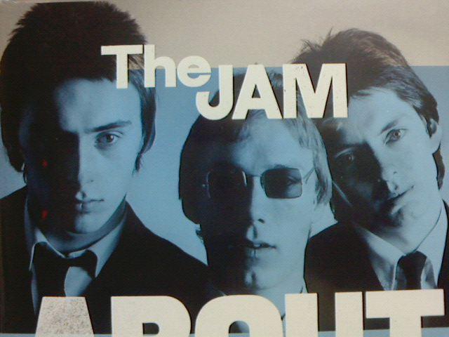 昨日到着2DVD+CD 〜 About The Young Idea / The Jam_c0104445_20473476.jpg