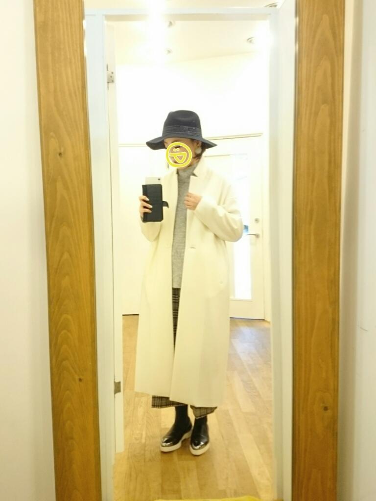 b85efadad13b NEW!!! dolly-sean ウールロングチェスターコート♡♡ : SCARECROW ...