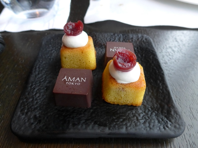 大手町「ザ・レストラン by アマン」へ行く。_f0232060_1312636.jpg