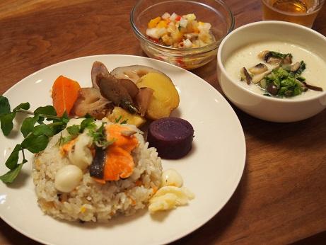 野菜で楽しむクリスマスメニュー_d0128268_16101254.jpg