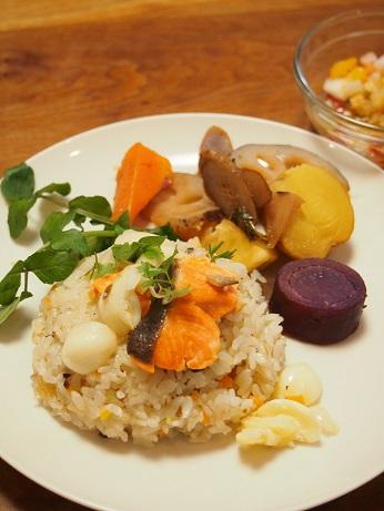 野菜で楽しむクリスマスメニュー_d0128268_16104742.jpg