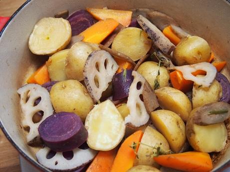 野菜で楽しむクリスマスメニュー_d0128268_16152365.jpg