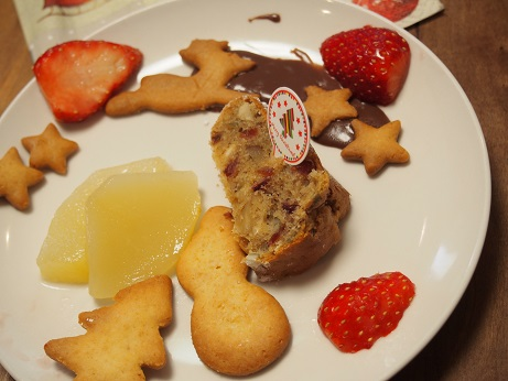 野菜で楽しむクリスマスメニュー_d0128268_16194055.jpg