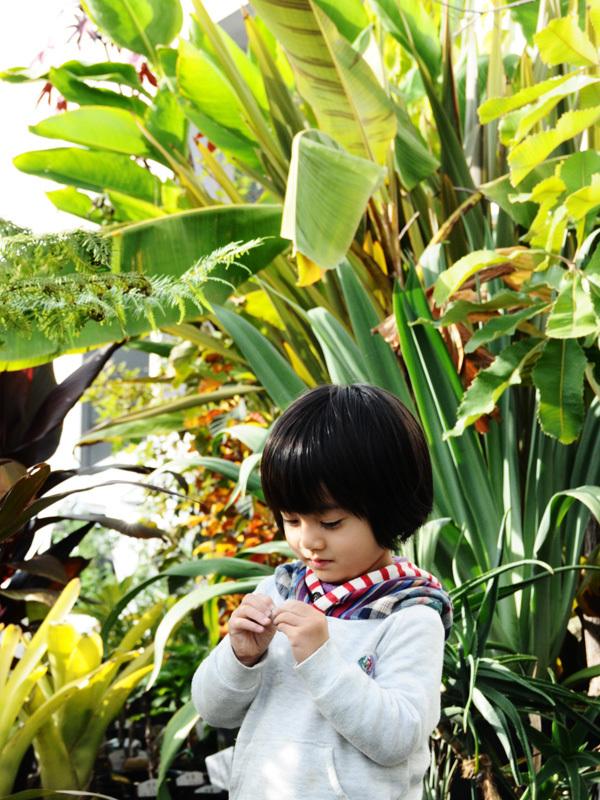 小さなモデルさん ^^_f0191870_16274827.jpg