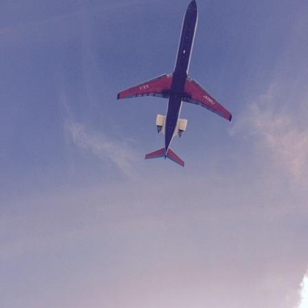 飛行機のお腹 2_f0202682_209142.jpg