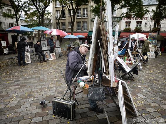 11月16日のパリ、モンマルトル_c0030685_18263326.jpg