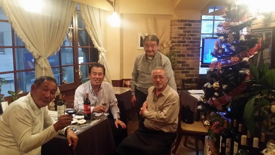伝説の柔道家 道上伯先生の甥っ子さんが、高知で道上ワインのお店をされてます!_c0186691_10194113.jpg