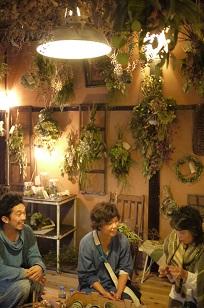 ①「フボーと植物展 白4」の光景_f0226293_761750.jpg