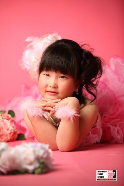 あやのちゃん☆ドレス_b0203705_16112489.jpg