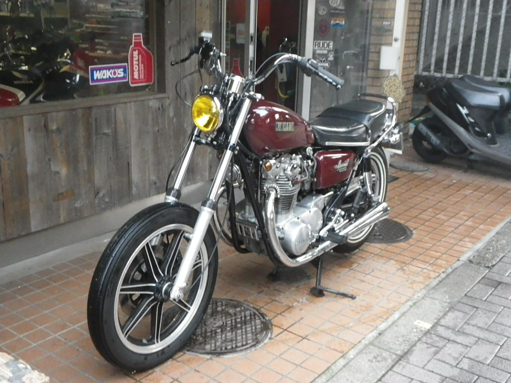 XS650Special 入荷です!SOLDOUT!_e0325011_15455379.jpg
