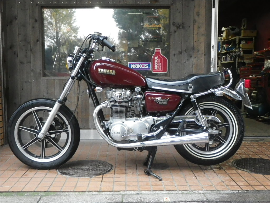 XS650Special 入荷です!SOLDOUT!_e0325011_1546983.jpg