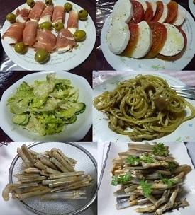 イタリアンの晩御飯_a0177314_20051078.jpg