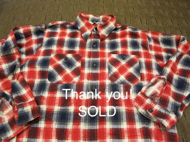 アメリカ仕入れ情報#71 ELY プリントネルWORKシャツ&BEMDJI カスリシャツ!_c0144020_18463455.jpg