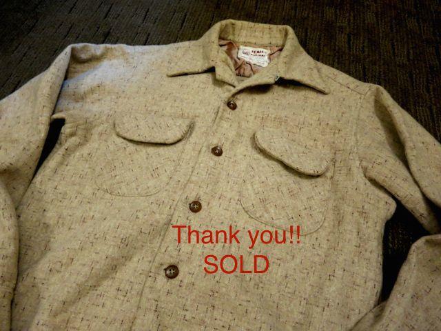 アメリカ仕入れ情報#71 ELY プリントネルWORKシャツ&BEMDJI カスリシャツ!_c0144020_18474279.jpg